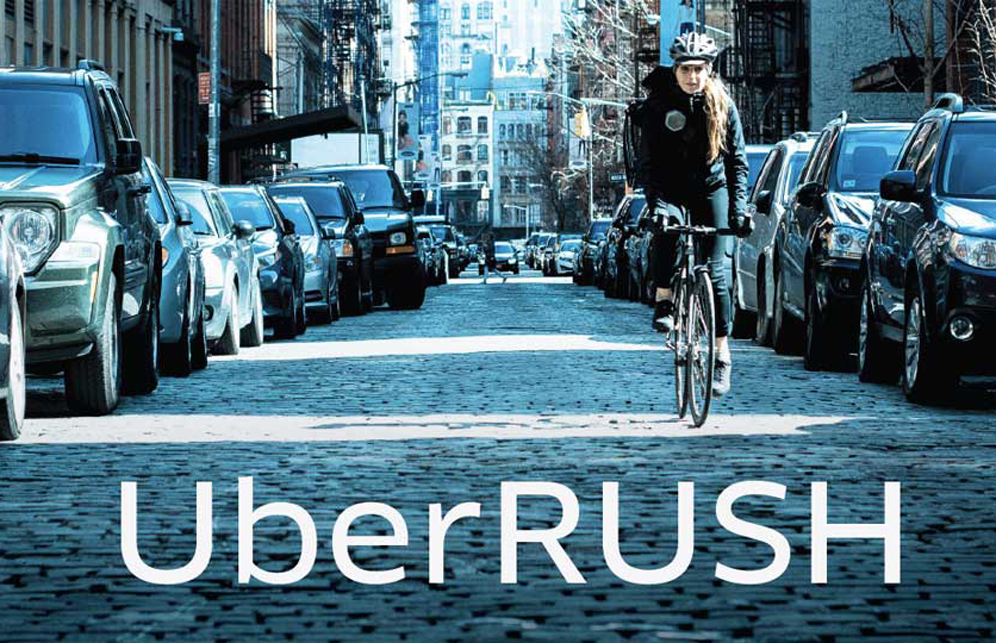 UberRush is a retail delivery service