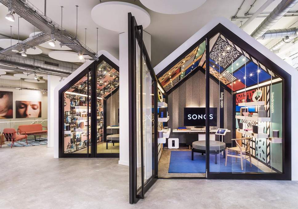 Sonos Showroom - retail